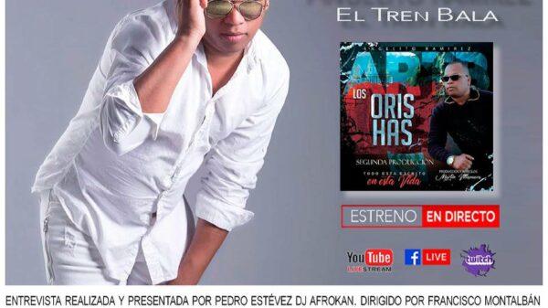 Angelito Ramírez El Tren Bala en PromoMusic Bcn & Friends