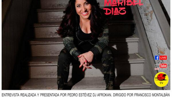 Maribel Díaz en PromoMusic Bcn & Friends