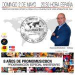 8 Aniversario de PromoMusicBcn