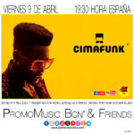 Cimafunk en PromoMusic Bcn & Friends