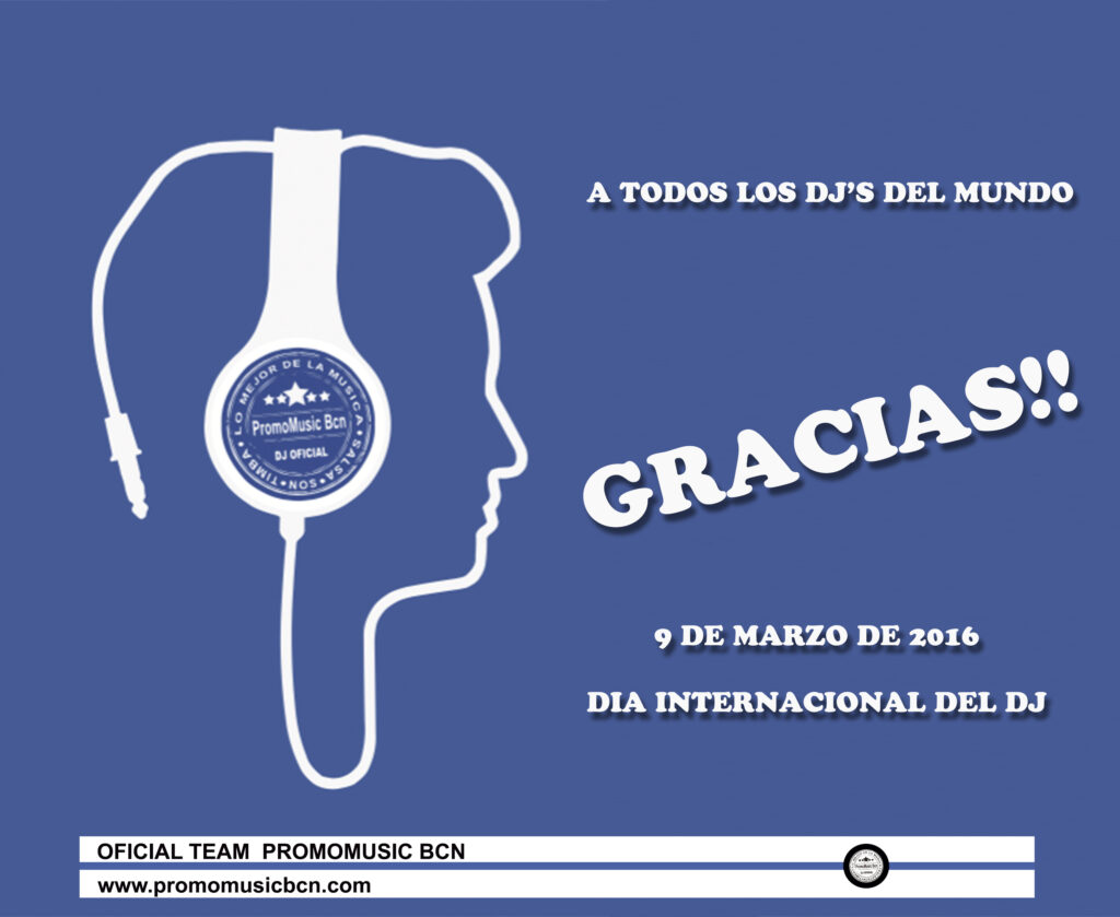 Día Internacional del Dj 2016