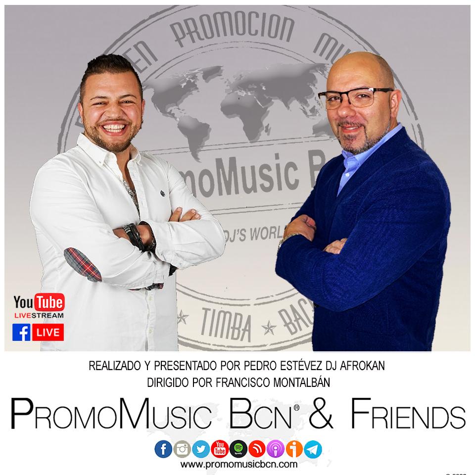 PromoMusic Bcn & Friends Febrero 2021