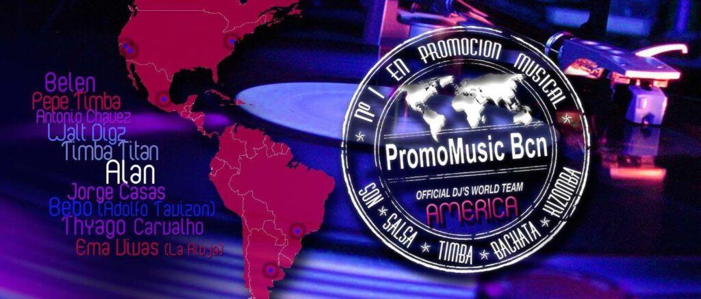 PromoMusic Bcn America Abril 2017