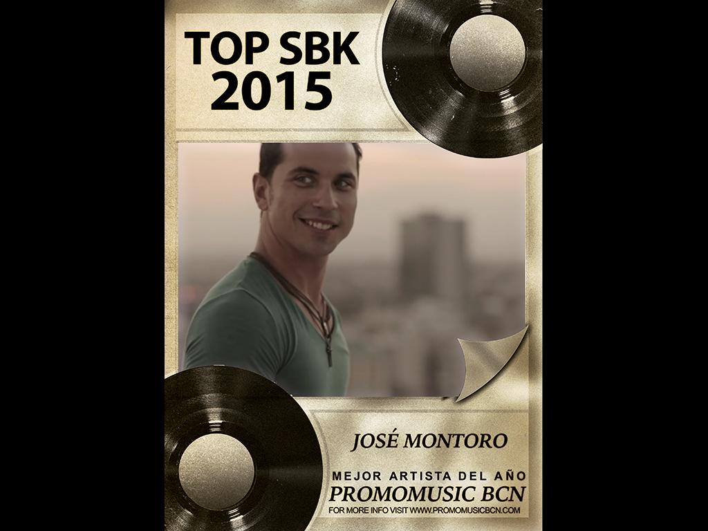 Jose Montoro. Artista Top SBK 2015
