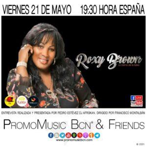 La dama de la Salsa en PromoMusic Bcn & Friends