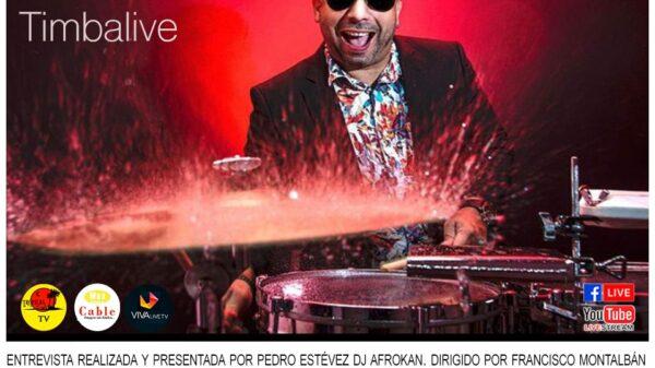 Leo García & Timbalive en PromoMusic Bcn & Friends