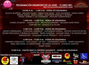 Festival Virtual de Salsa