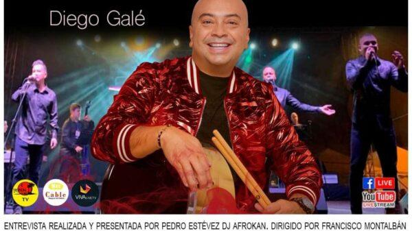 Diego Galé en PromoMusic Bcn & Friends