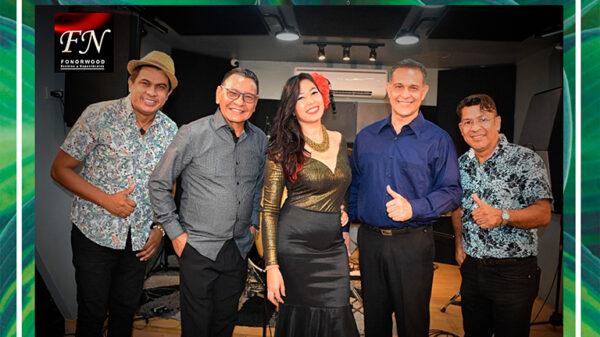 Mi Fiesta es el tema bandera del álbum de La Tribu Band de Nelson Fontalvo