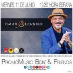 Omar Alfanno en PromoMusic Bcn & Friends